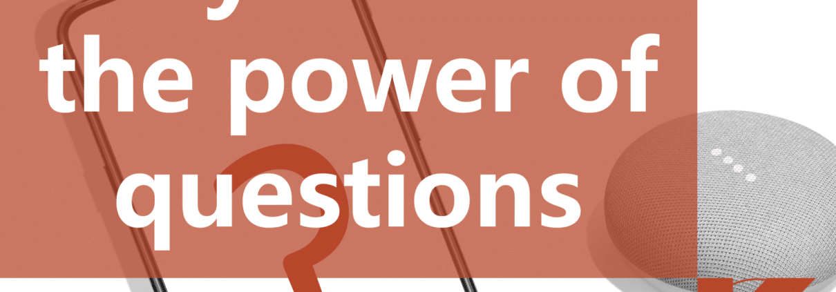 KOGGER_Why we love the power of question