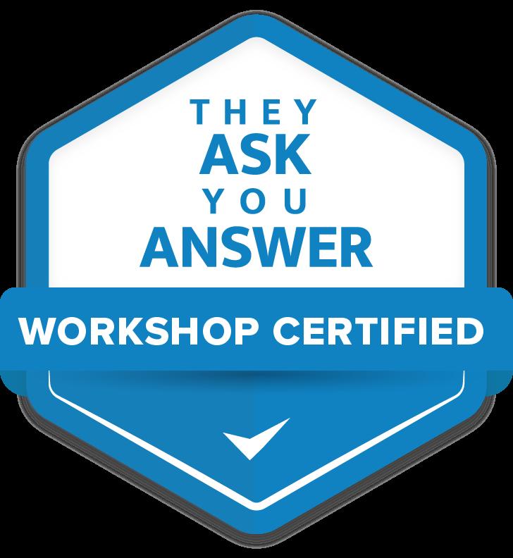 Workshop Certified